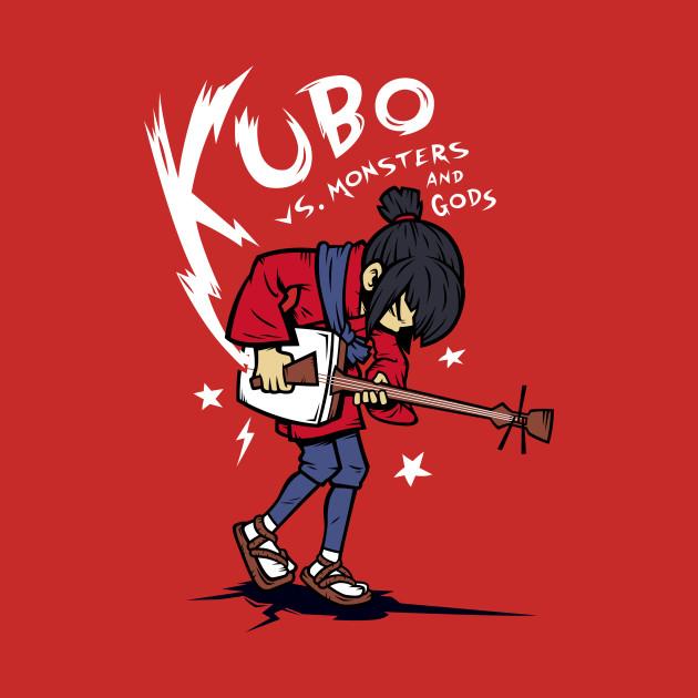 Kubo vs The Gods