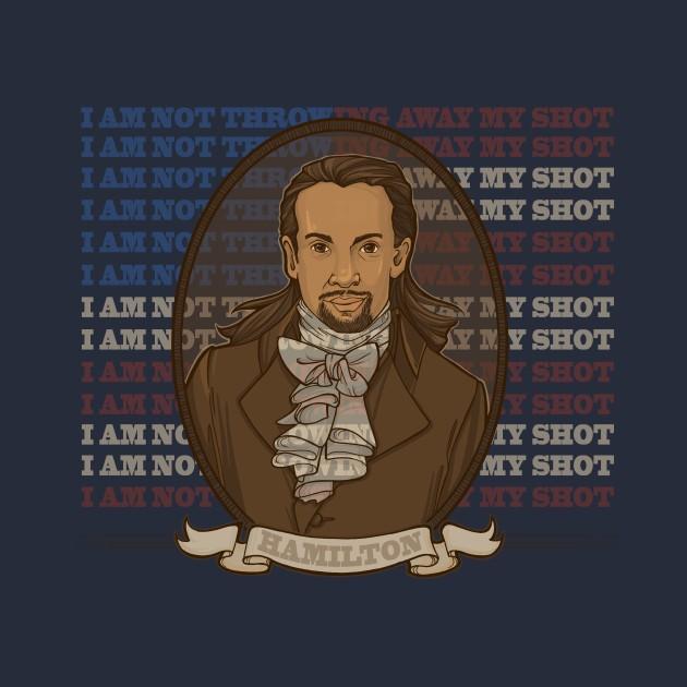 NOT THROWING AWAY MY SHOT