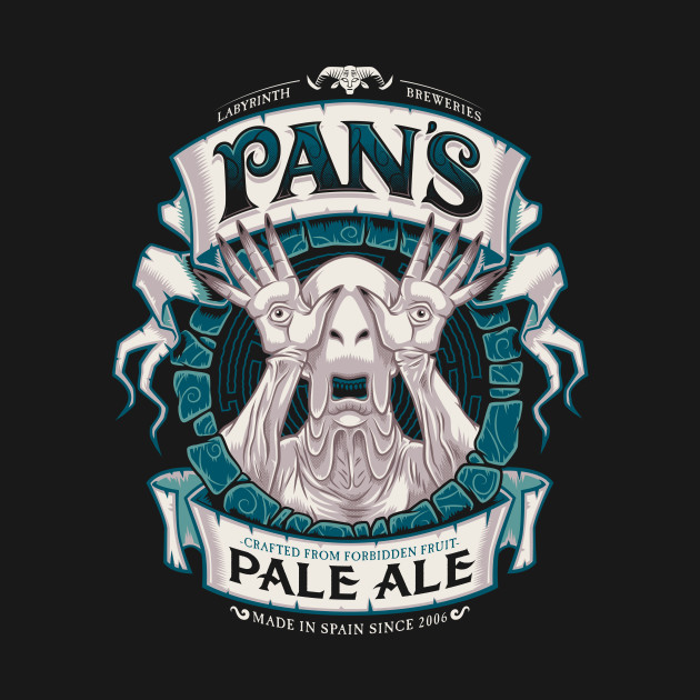 Pan's Pale Ale - Variant