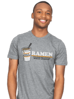 Ramen: Budget Approved T-Shirt