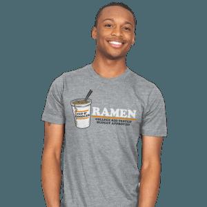 Ramen Budget Approved T-Shirt