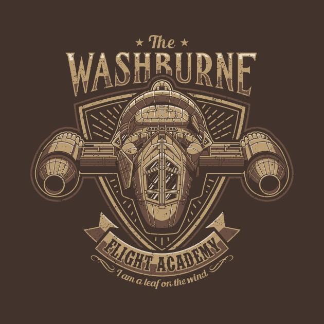 THE WASHBURNE FLIGHT ACADEMY