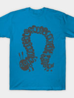 Greedy Caterpillar T-Shirt