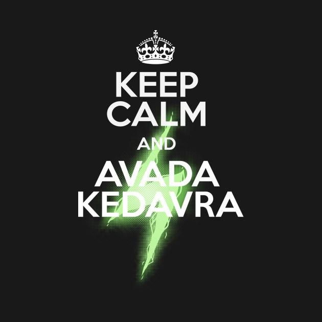 AVADA KEDAVRA!