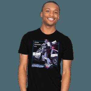 (Actual) Robo(t)Cop T-Shirt