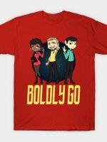 BOLDLY GO T-Shirt