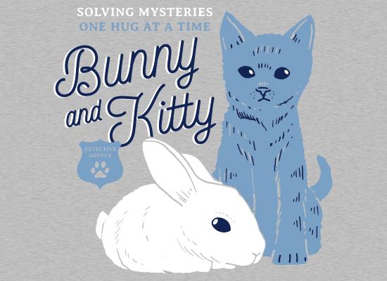 Bunny And Kitty