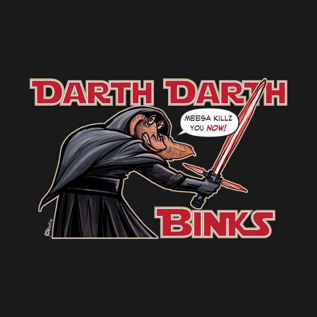 DARTH DARTH BINKS