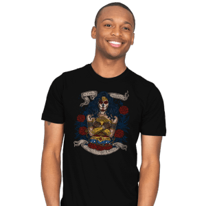 Day of the Dead Wonder T-Shirt