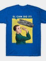 EL CAN DO IT! T-Shirt