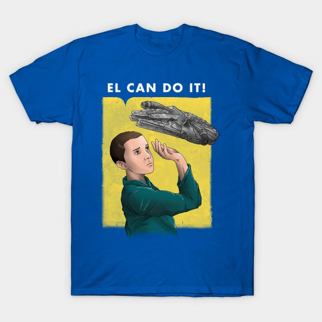 EL CAN DO IT!