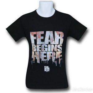Fear The Walking Dead Fear Begins
