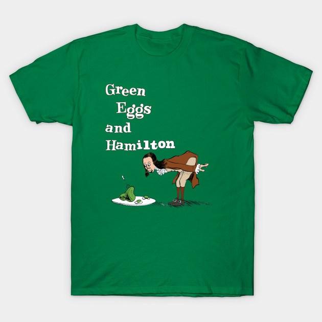GREEN EGGS AND HAMILTON
