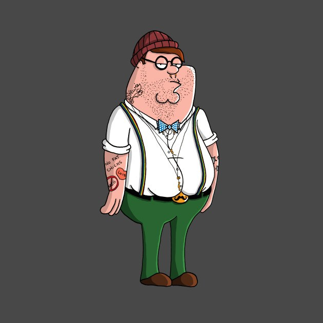 HIPSTER PETER GRIFFIN
