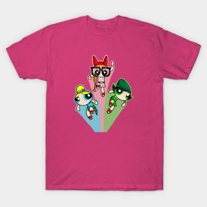 HIPSTER POWERPUFF GIRLS
