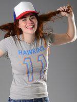 Hawkins 11 T-Shirt