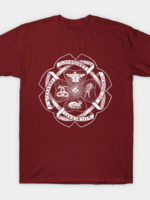 Ilvermorny School of Witchcraft and Wizardy Crest T-Shirt