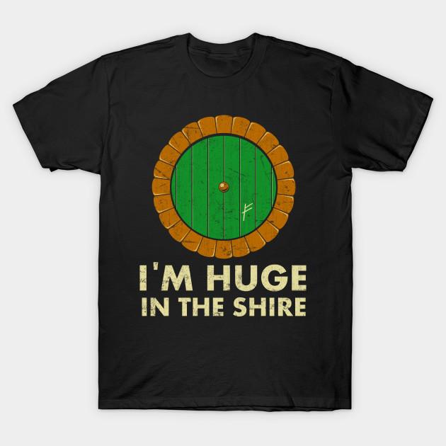 I'm huge