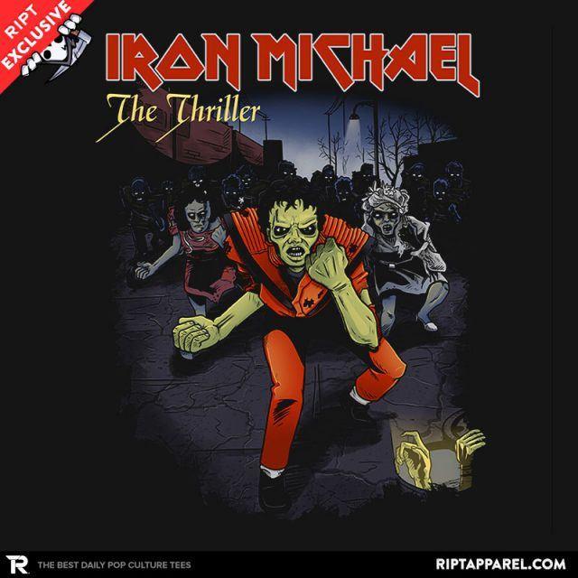 Iron Michael: The Thriller