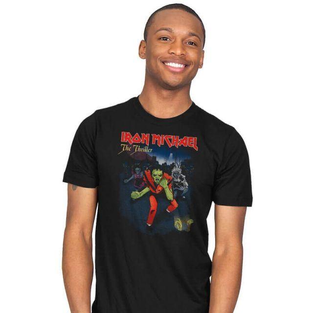 Iron Michael The Thriller T-Shirt