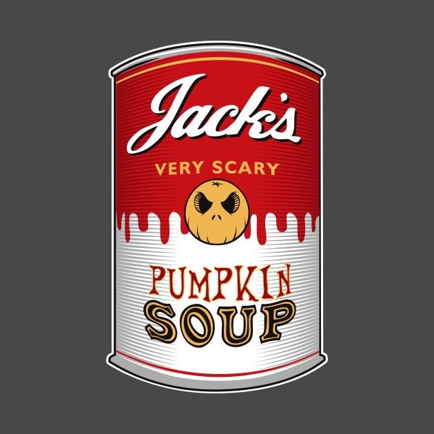Jack's Very Scary Halloween Soup