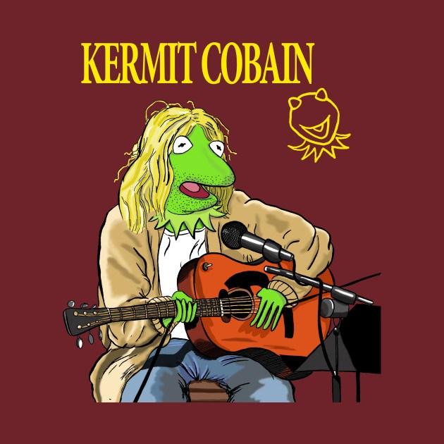 KERMIT COBAIN