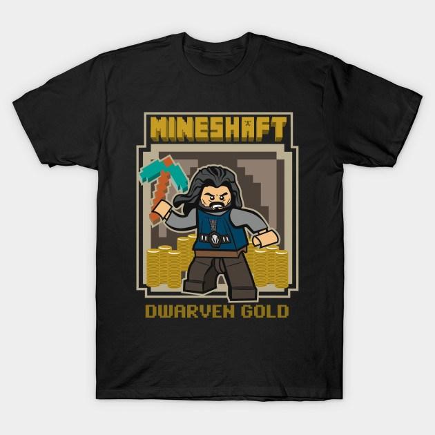 MINESHAFT - DWARF GOLD