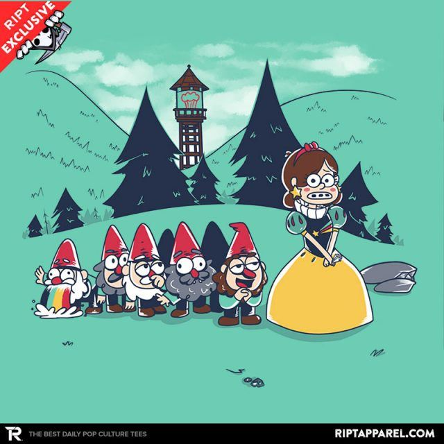 Mabel and the Seven Gnomes