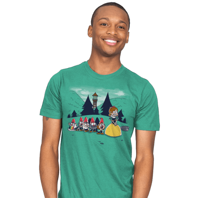 Mabel and the Seven Gnomes T-Shirt