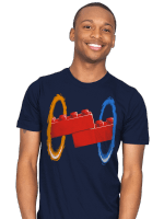 Now You're Building With Portals! T-Shirt