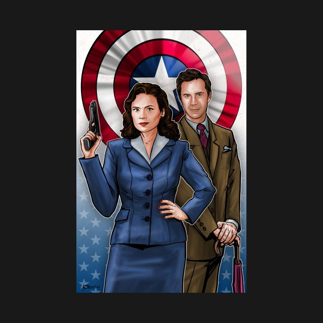 PEGGY AND JARVIS