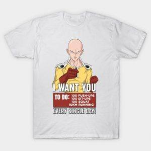 SAITAMA WANTS YOU!