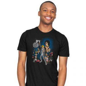 Star Warp A New Horror T-Shirt