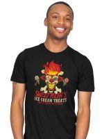Sweet Tooth's Ice Cream Treats T-Shirt
