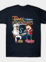 Time Adventures (with Doc & Marty) T-Shirt