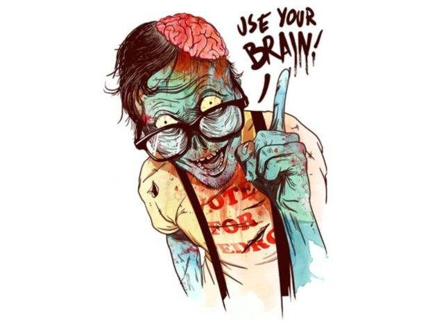 Use Your Brain T-Shirt