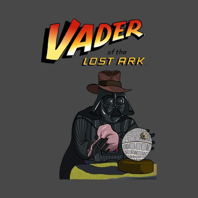 VADER OF THE LOST ARK