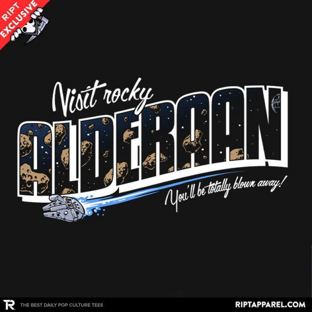 Visit Alderaan