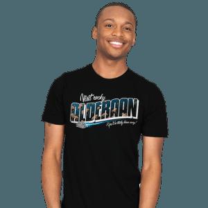 Visit Alderaan T-Shirt