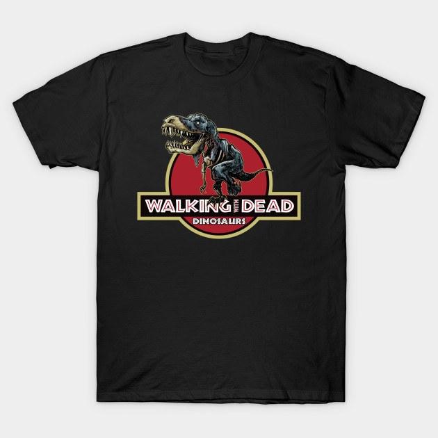 WALKING DEAD DINOSAURS