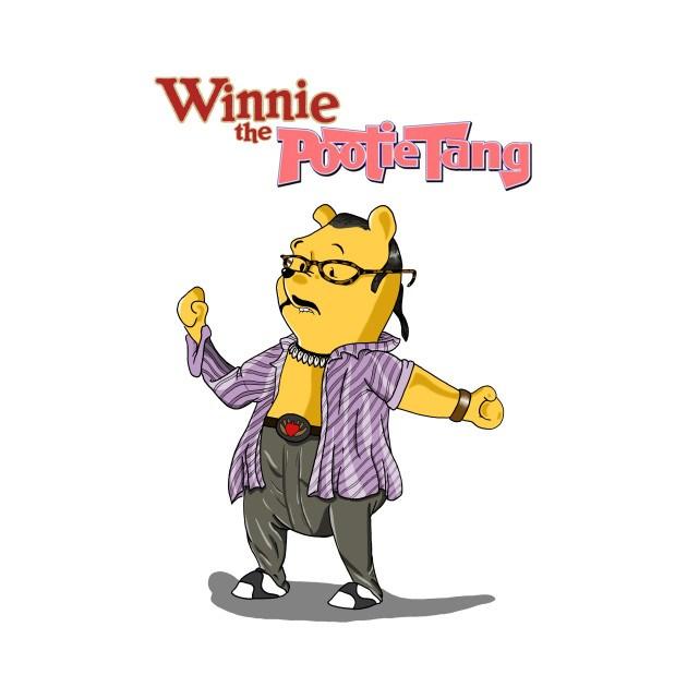 WINNIE THE POOTIE TANG