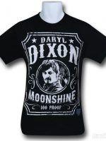 Walking Dead Dixon Moonshine T-Shirt