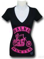 Walking Dead Pink Bike T-Shirt
