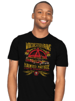 Winchester Farms Haunted Hay Ride T-Shirt