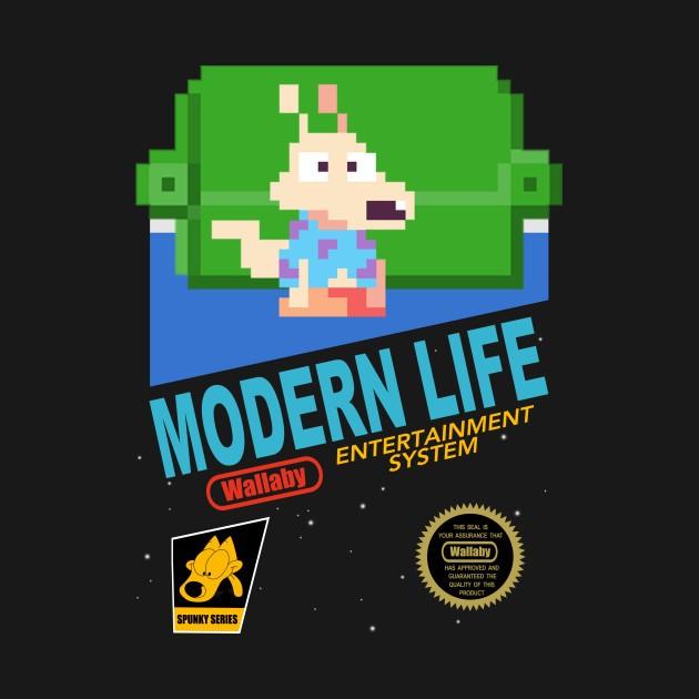 Arcade Series: Modern Life