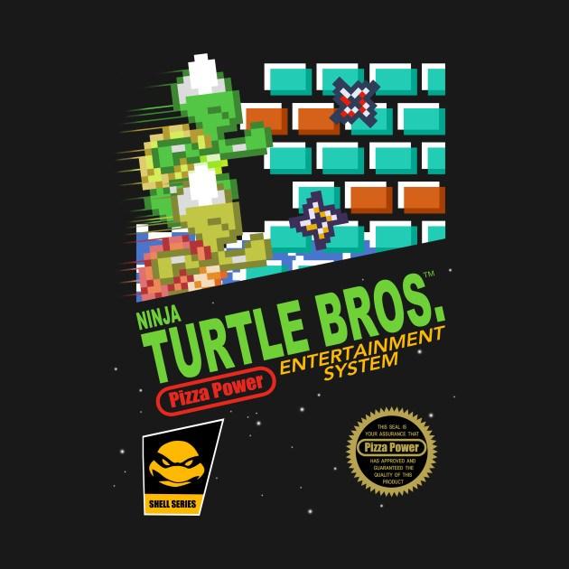 Arcade Series: Ninja Turtle Bros