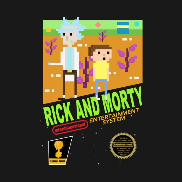 Arcade Series: Rick and Morty