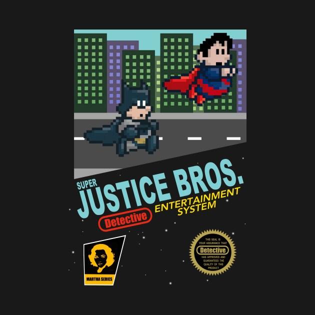 Arcade Series: Super Justice Bros