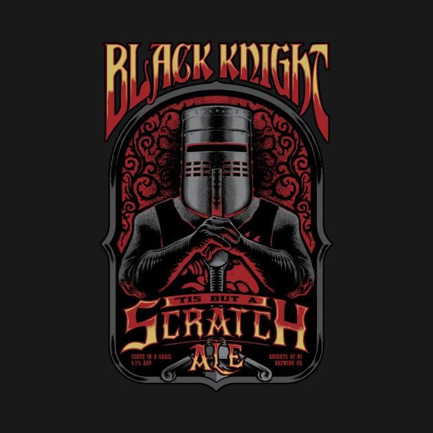 Black Knight Tis But a Scratch Ale