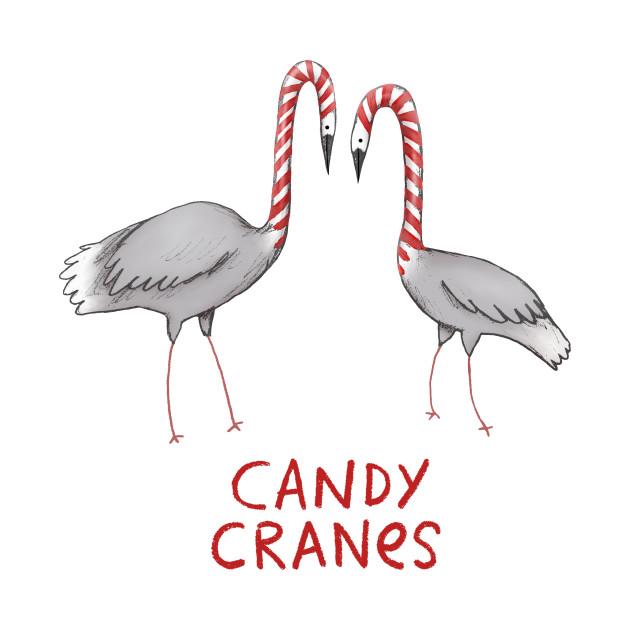 Candy Cranes